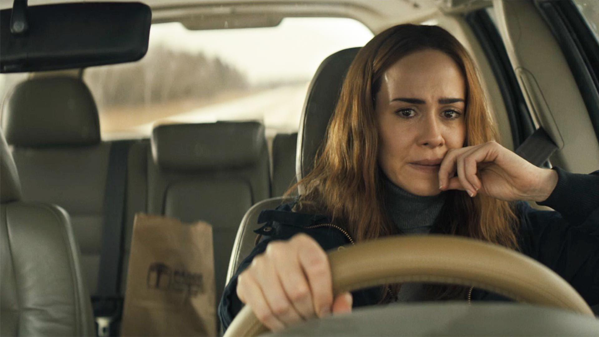 """Sarah Paulson in """"Run"""""""