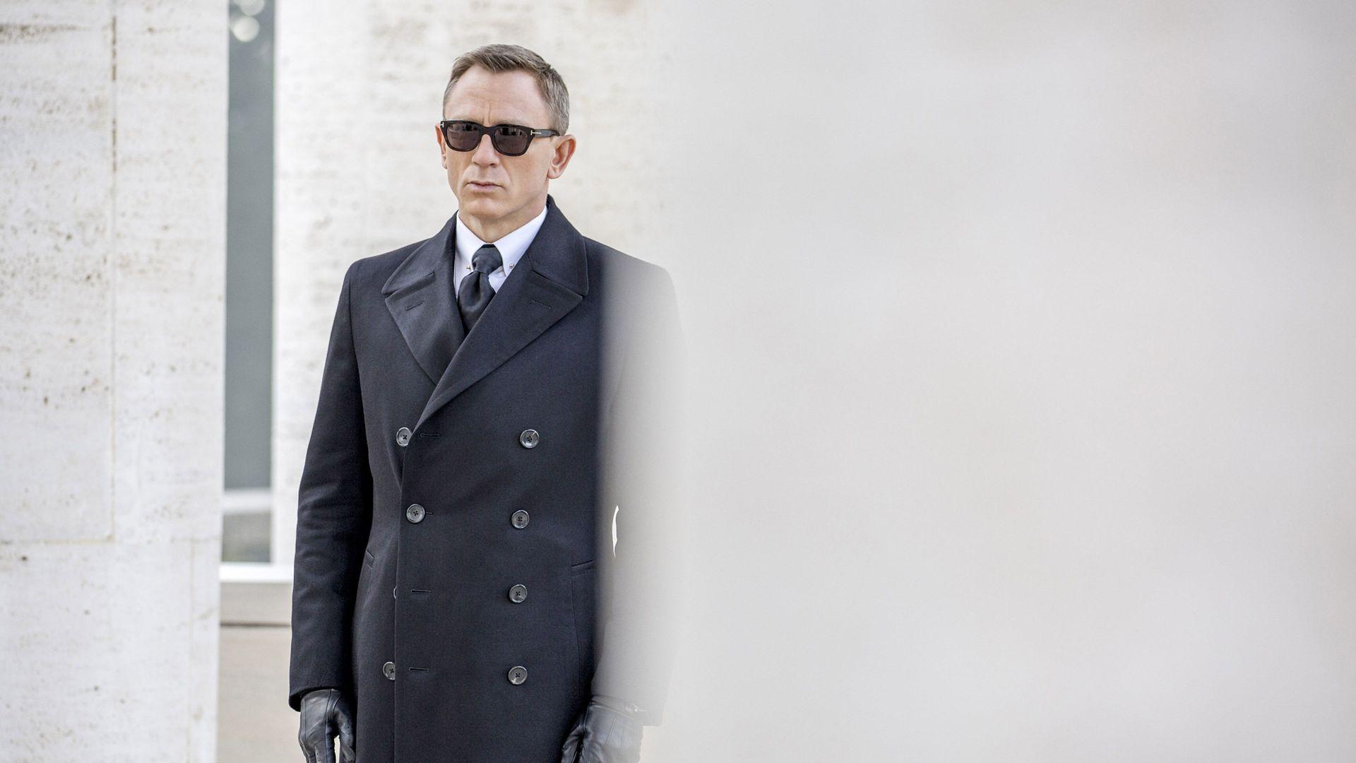 Bond Fashions Spectre Bridge Coat