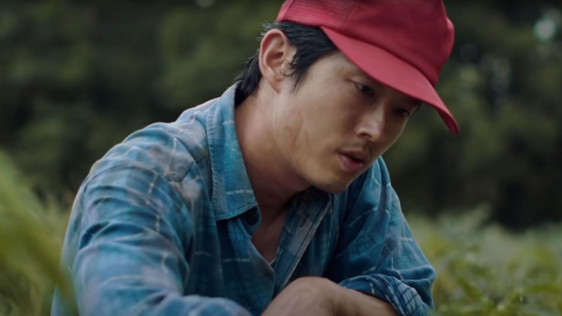 Steven Yeun AAPI Heritage Month Minari