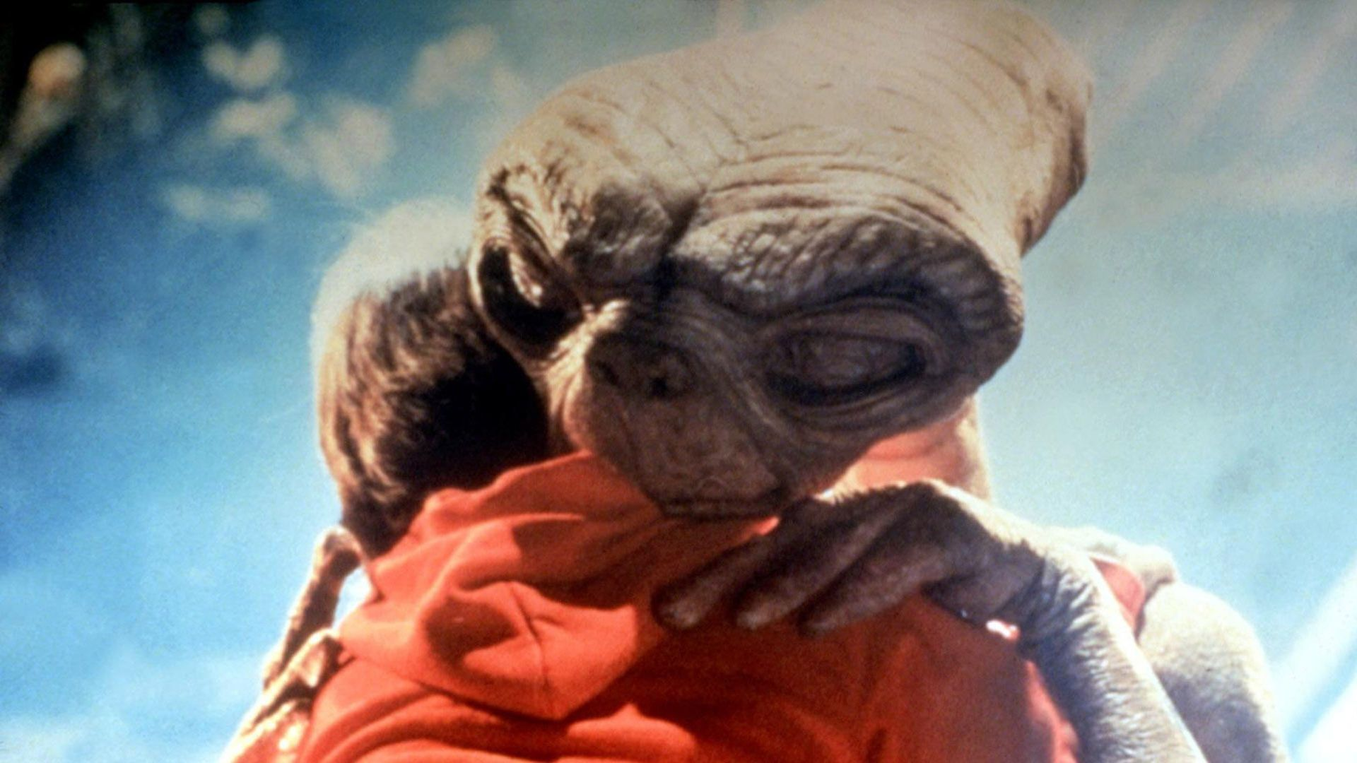 """Henry Thomas in """"E.T. the Extraterrestrial."""""""