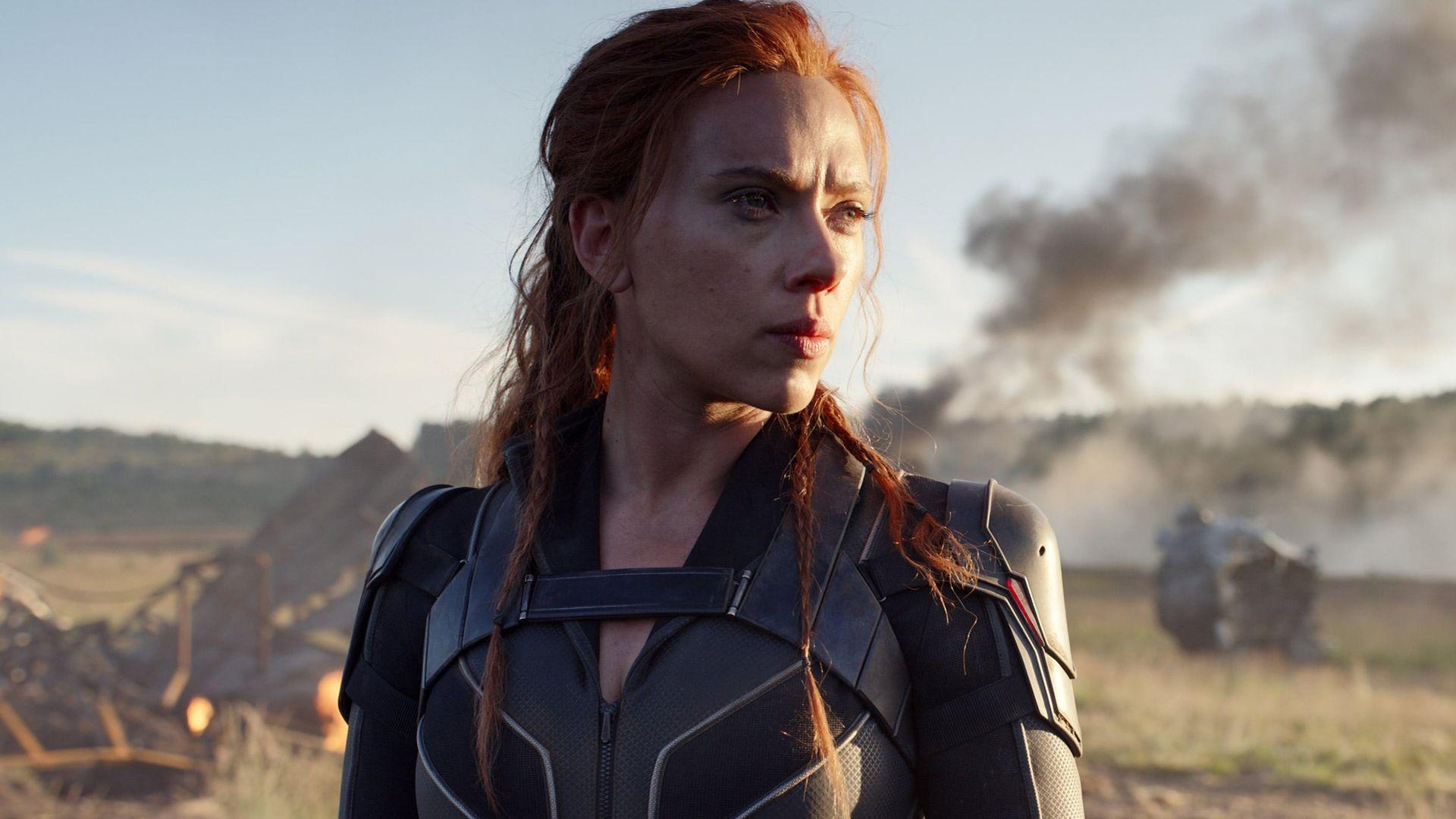 The Big Screen Is Back Black Widow
