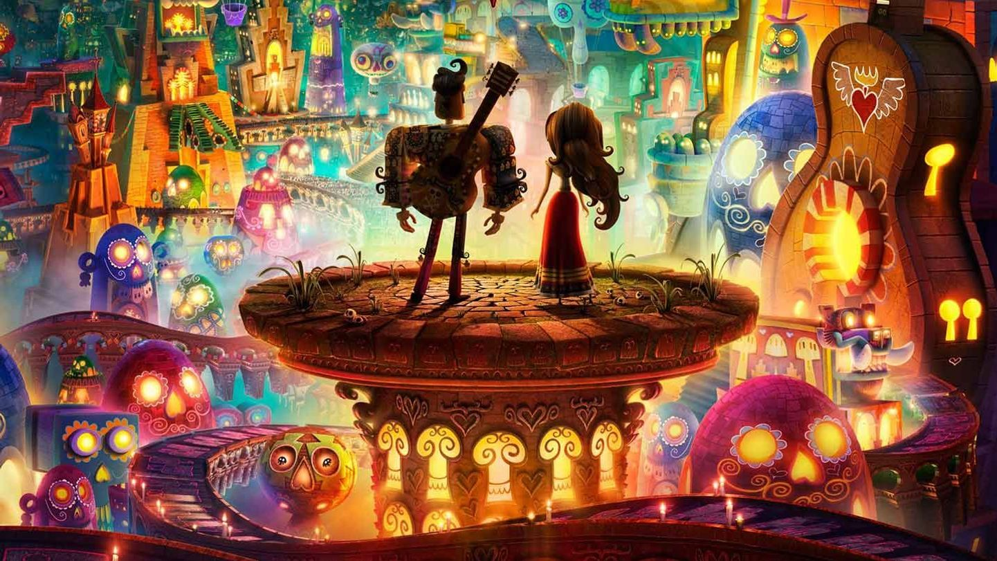 The Book of Life: Hispanic Heritage Month Must-See Movies