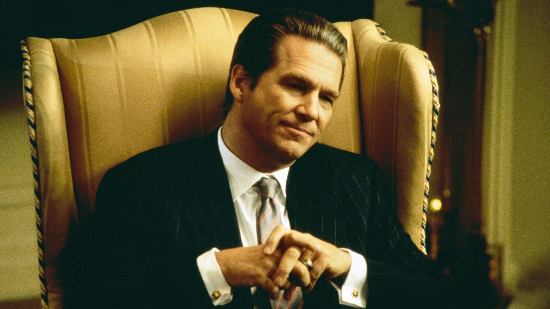 """Jeff Bridges in """"The Contender."""""""