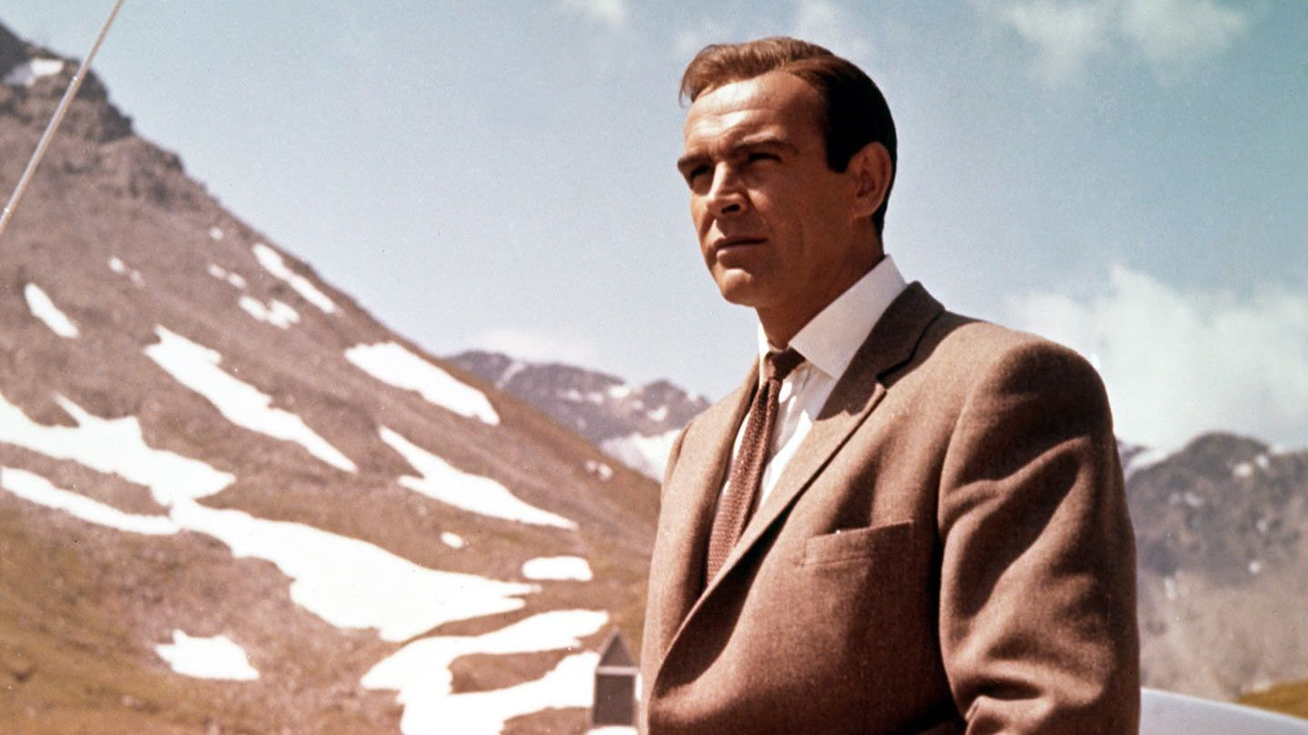 The History of Bond: Sean Connery