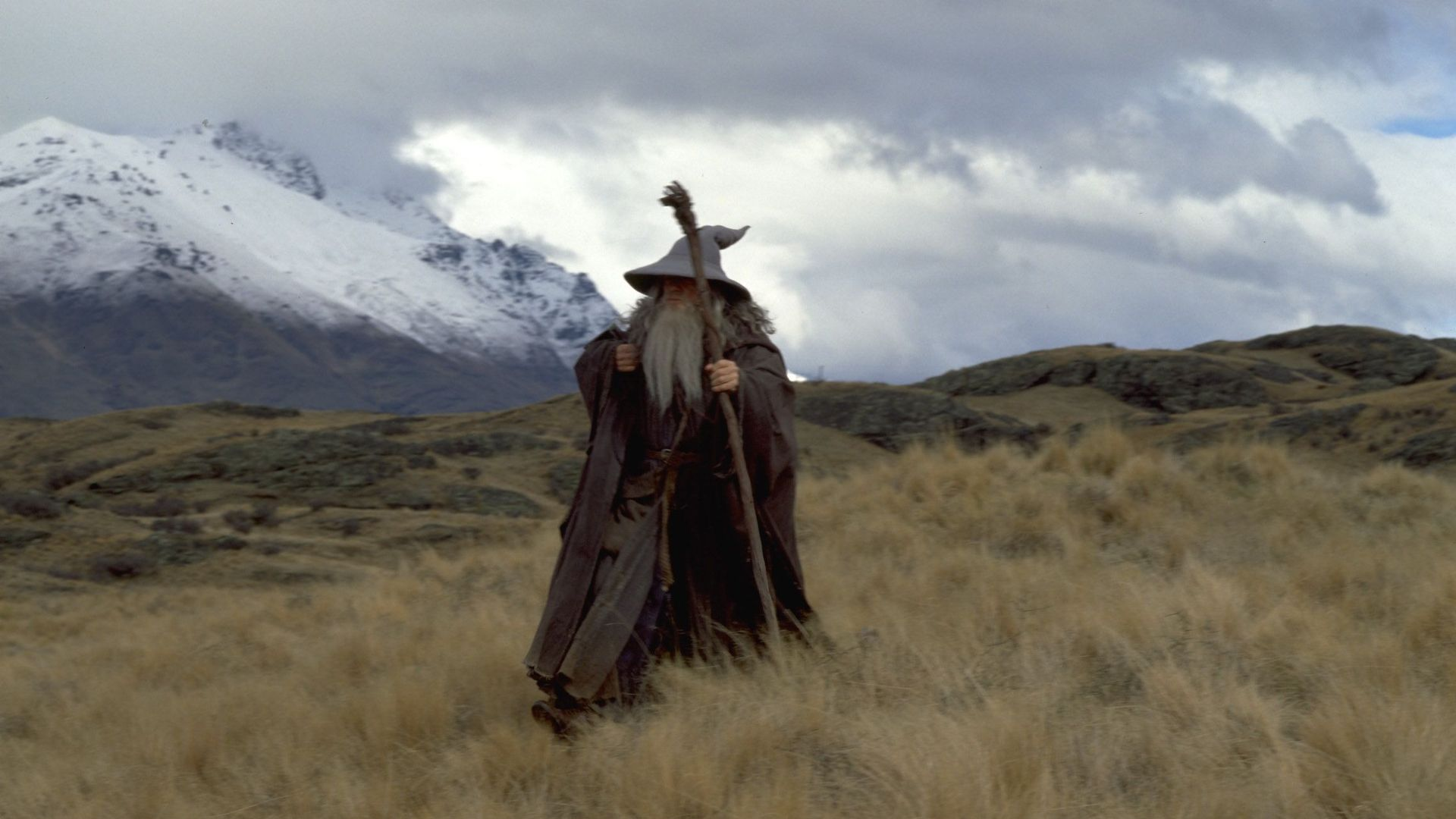 """Ian McKellen in """"The Lord of the Rings: The Fellowship of the Ring."""""""