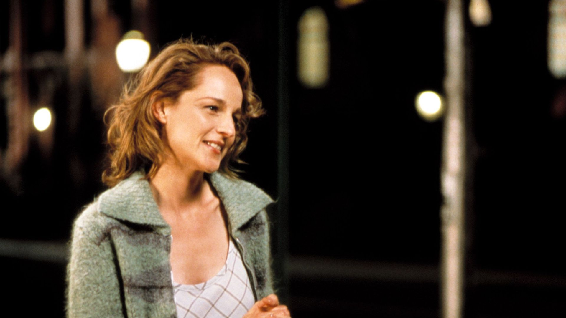 """Carol Connelly (Helen Hunt) in """"As Good As It Gets."""""""