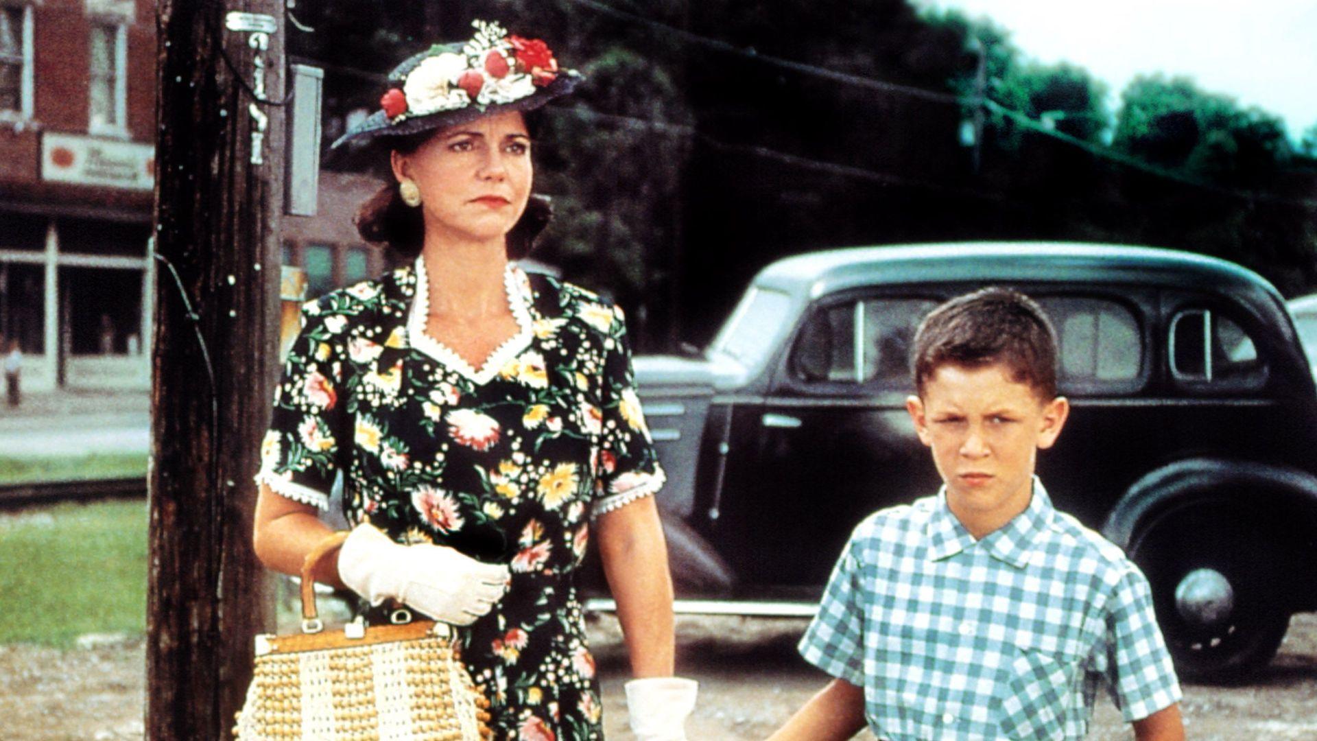 "Mrs. Gump (Sally Field) in ""Forrest Gump."""