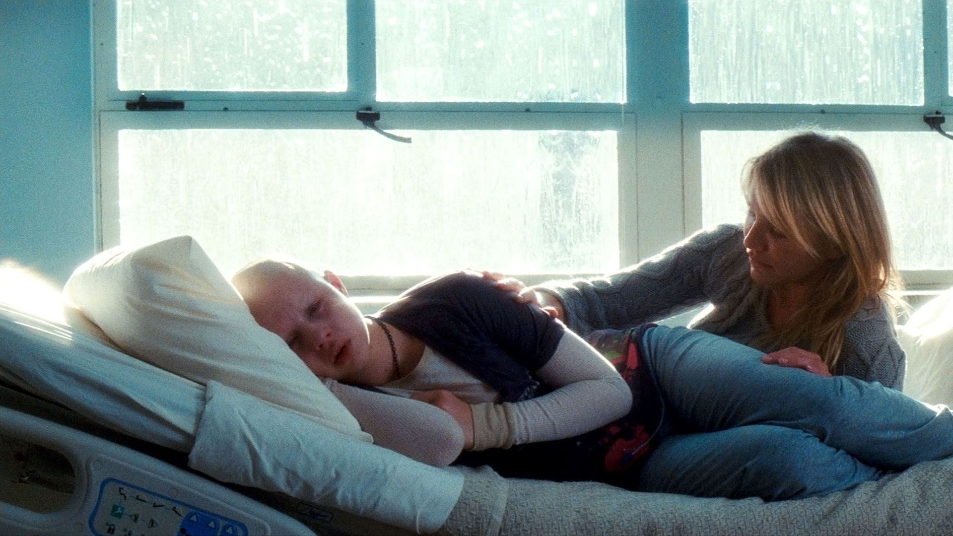 "Sara Fitzgerald (Cameron Diaz) in ""My Sister's Keeper."""