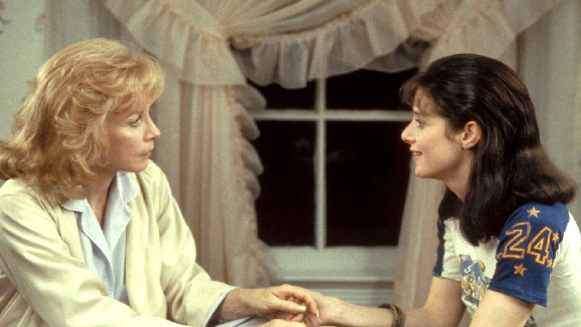 """Aurora Greenway (Shirley MacLaine) in """"Terms of Endearment."""""""