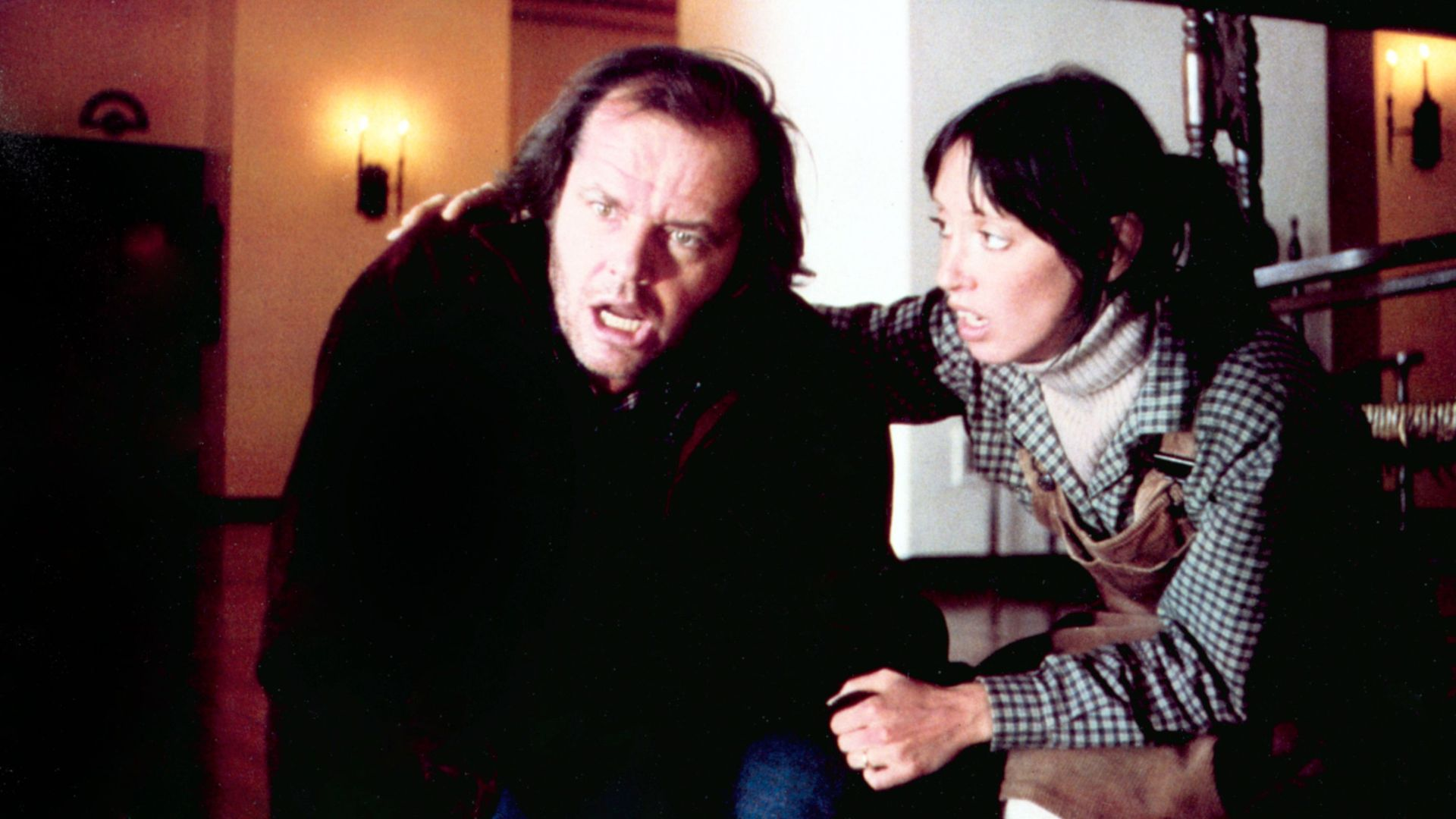 """Wendy Torrance (Shelley Duvall) in """"The Shining."""""""