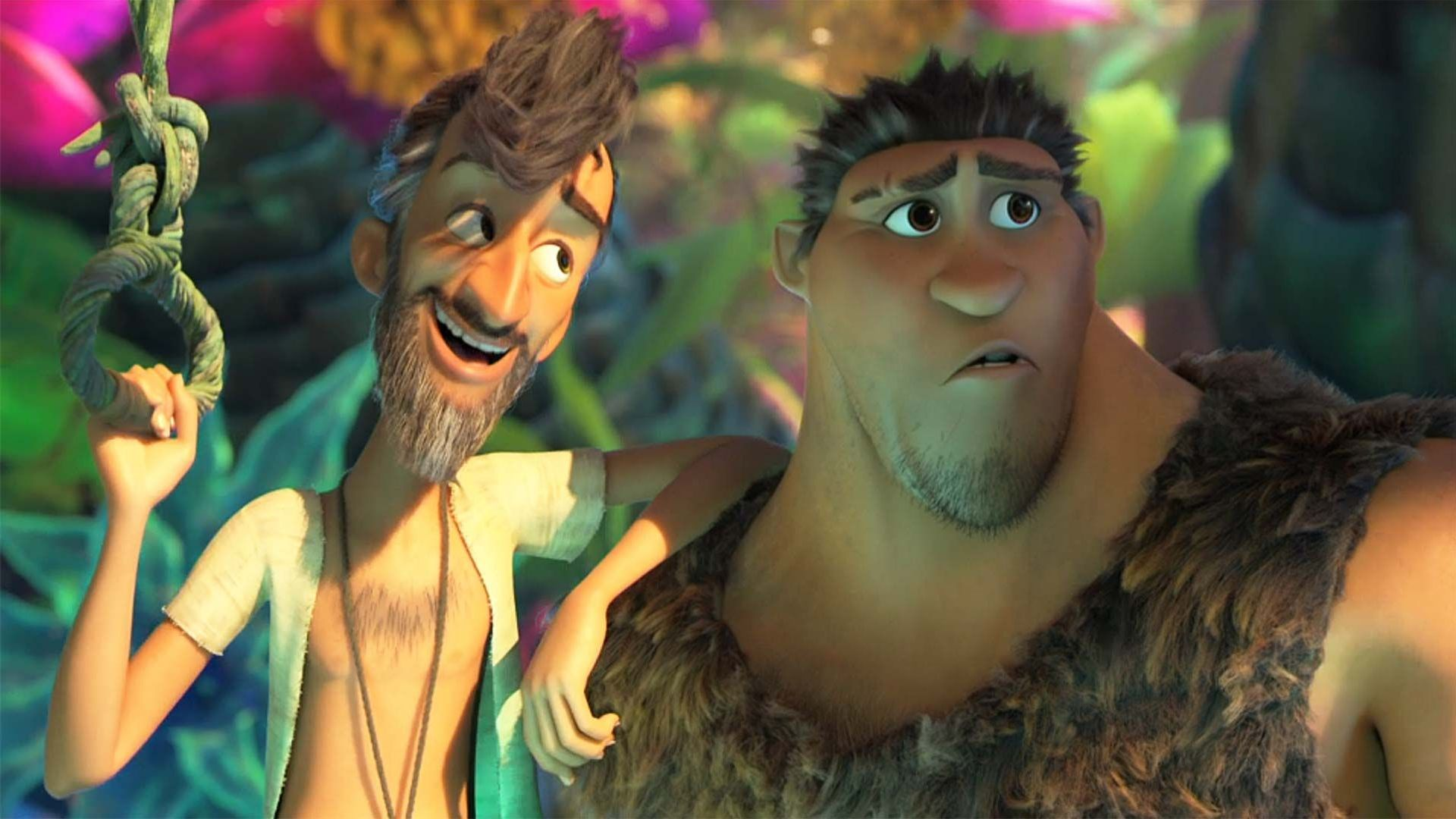 Still from 'The Croods: The New Age'