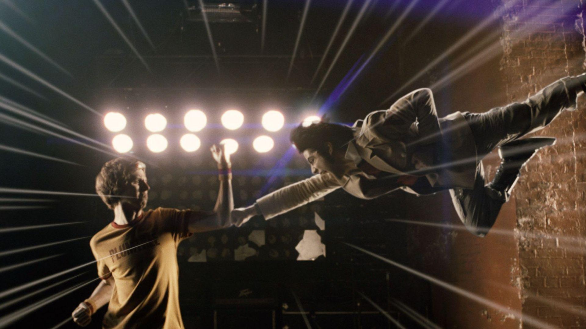Cinema's Dueling Versus Movies - Scott Pilgrim vs. The World