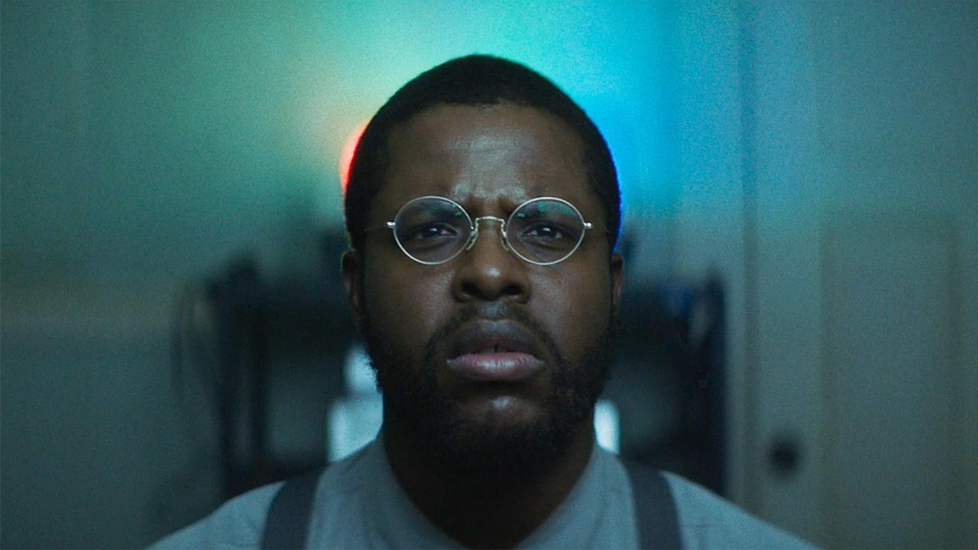 """Winston Duke in """"Nine Days."""""""