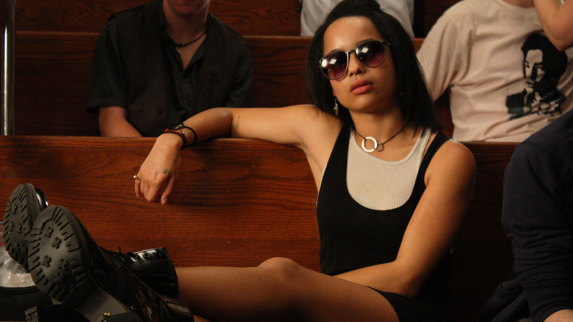 Black History Month Highlights - Zoe Kravitz